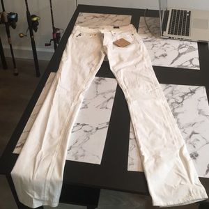 Adriano goldschmied boot cut pants size 24